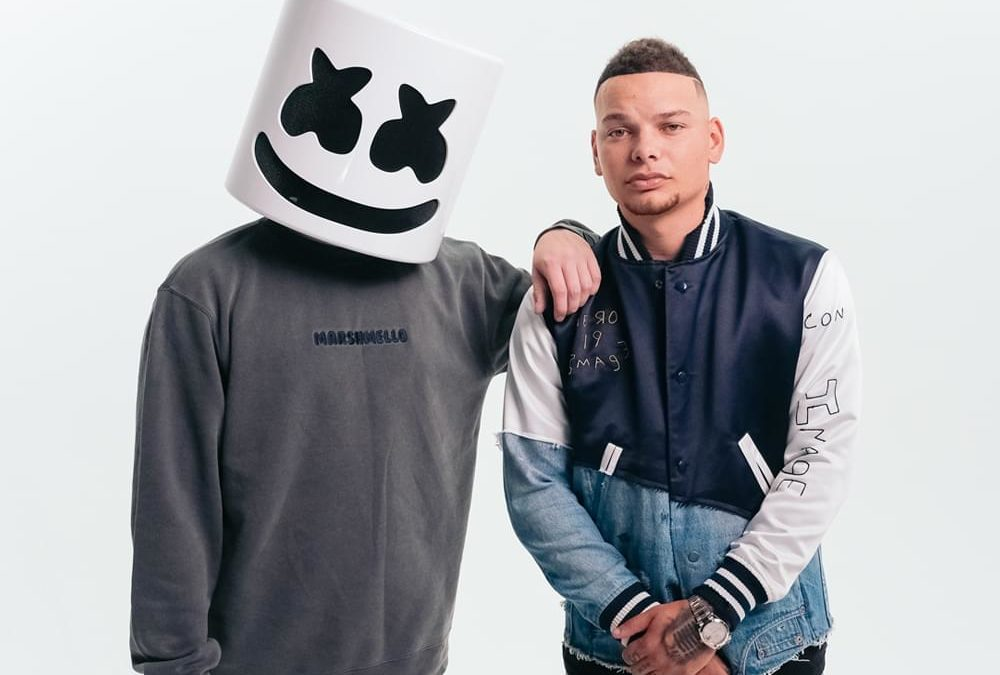 "Kane Brown Teams With Marshmello for New Single, ""One Thing Right"""